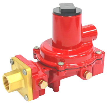 Fisher R222H First-Stage Regulator