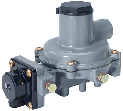 Fisher R232 Integral Two-Stage Regulators
