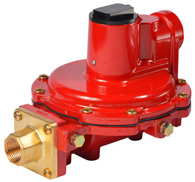 Fisher R622H First-Stage Regulator