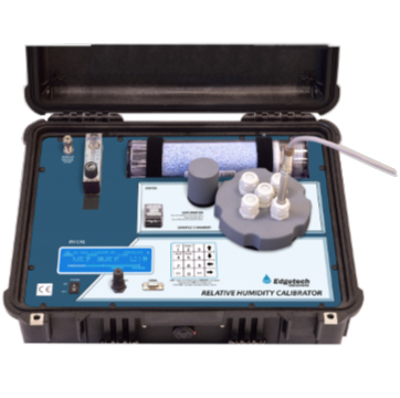 Edgetech Rh Cal Portable Relative Humidity Calibrator