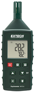 Extech RHT510 Thermo-Hygrometer Psychrometer