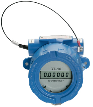 AW Gear Meters RT-10 Flow Monitor