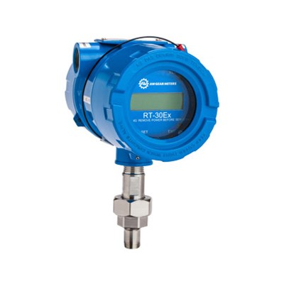 AW Gear Meters RT-30 Flow Transmitter