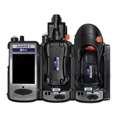 RAE Systems AutoRAE 2 Test and Calibration System