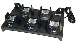 RAE Systems Multi-Unit Charger