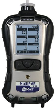 RAE Systems MultiRAE Pro Gas Monitor