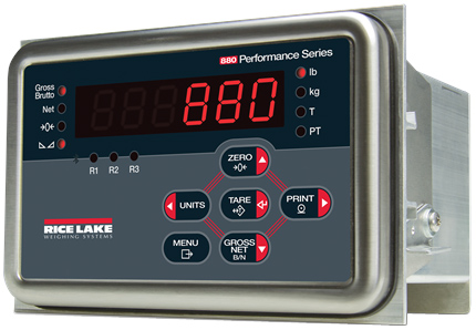 Rice Lake 880 Performance Series Weight Indicator