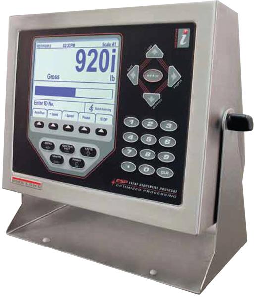 Rice Lake 920i Usb Indicator Controller Instrumart