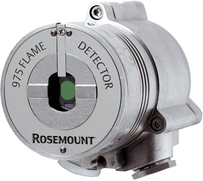 Rosemount Analytical 975HR Flame Detector