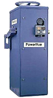 Rosemount Analytical PowerVUE 6x10 Power Positioner