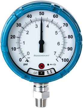 Rosemount WPG Wireless Pressure Gauge
