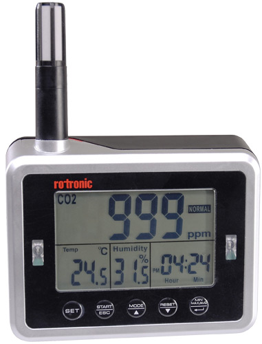 Rotronic CL11 Indoor Air Quality Meter