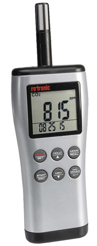 Rotronic CP11 Indoor Air Quality Meter