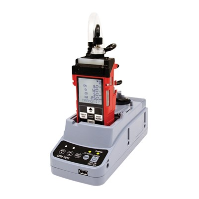 RKI Instruments SDM-2012 Calibration Station