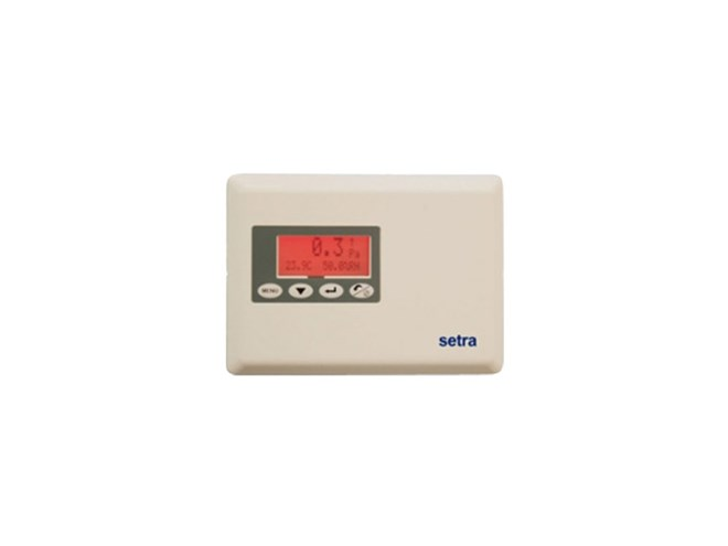 Setra SRIM2 Room Isolation Monitor