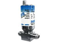 Setra 224 Flow-Through Pressure Transducers