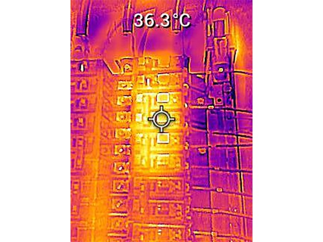 FLIR TG165-X MSX Thermal Camera