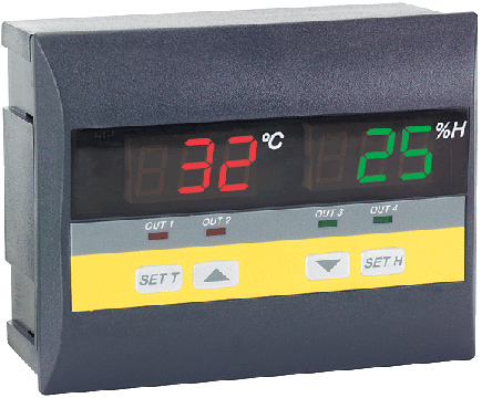 Dwyer THC Temperature / Humidity Switch