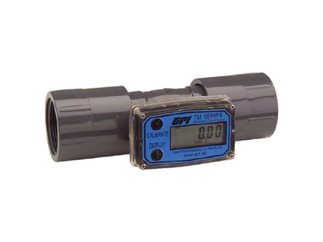 Flomec GPI TM Series Water Meter with 09 Display