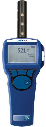 TSI Alnor IAQ-CALC 7515 Indoor Air Quality Meter