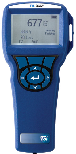 TSI Alnor IAQ-CALC 7525 Indoor Air Quality Meter