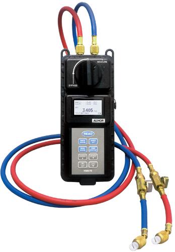 Tsi Alnor Hm670 Hydronic Manometer Pressure Indicators