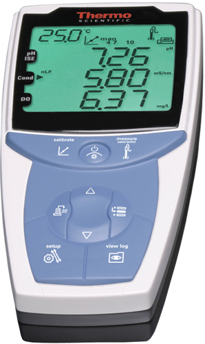 Thermo Scientific Orion 5-Star Plus pH/ORP/Conductivity/Dissolved Oxygen Meter