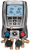 Testo 570 Refrigeration System Analyzer Kit