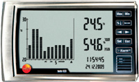 Testo 622 / 623 Ambient Conditions Monitors