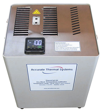 Accurate Thermal Systems ThermCal130 Temperature Calibrator