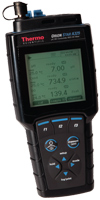 Thermo Scientific Orion STAR A329 pH / ISE / Conductivity / RDO / DO Meter