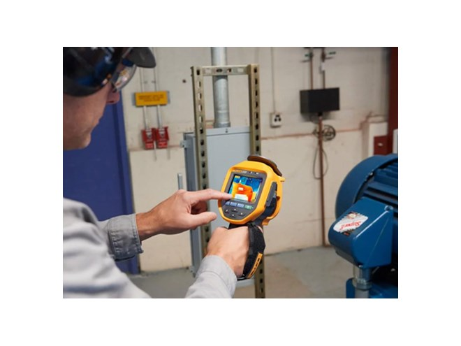 Fluke Ti401 PRO 60HZ Infrared Camera