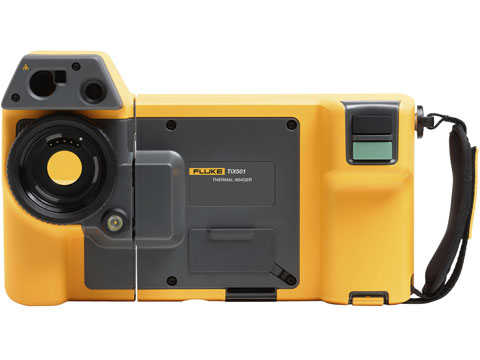 Fluke TiX501 60 HZ Infrared Camera with rotating lens