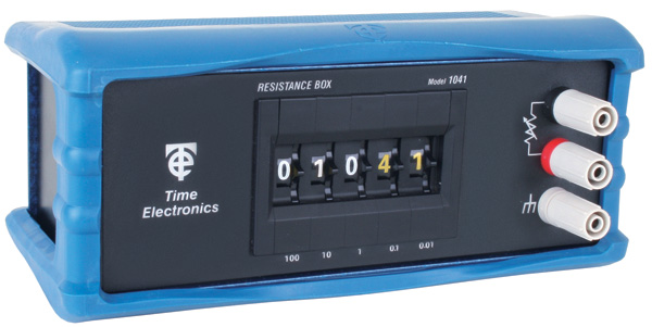 Time Electronics 1041 Resistance Decade Box