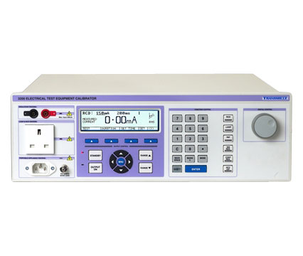 Transmille 3200 Series Electrical Calibrator
