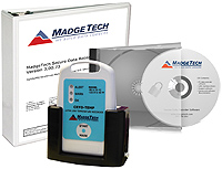 MadgeTech ULT90 Ultra Low Freezer Data Logger System