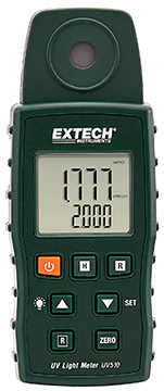 Extech UV510 UVA Light Meter