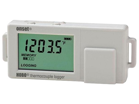 HOBO UX100-014M Thermocouple Data Logger