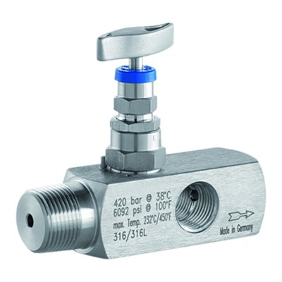 Ashcroft V02 Multiport Valve