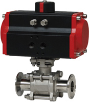 W.E. Anderson WE03 Ball Valves