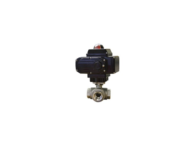 W.E. Anderson WE31 Ball Valves