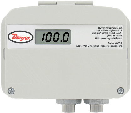 Dwyer WWDP Differential Pressure Transmitter