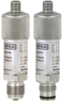 WIKA P-30 and P-31 Pressure Transmitters