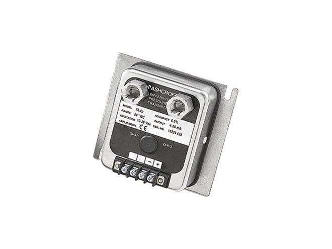 Ashcroft XLdp Series Differential Pressure Transmitters
