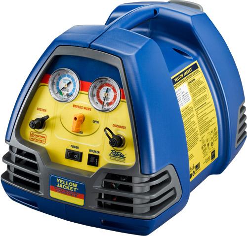 Yellow Jacket Recoverx Refrigerant Recovery Unit