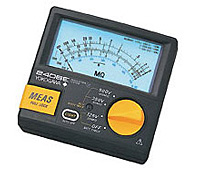 Yokogawa 2406E Series Analog Insulation Testers