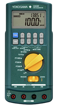 Yokogawa CA300 Series Process Calibrators