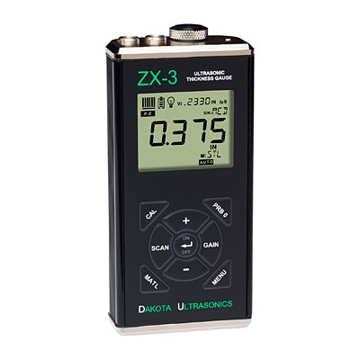 Dakota Ultrasonics ZX-3 Thickness Gauge
