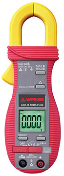 Amprobe ACD-10 TRMS-PLUS Clamp Multimeter