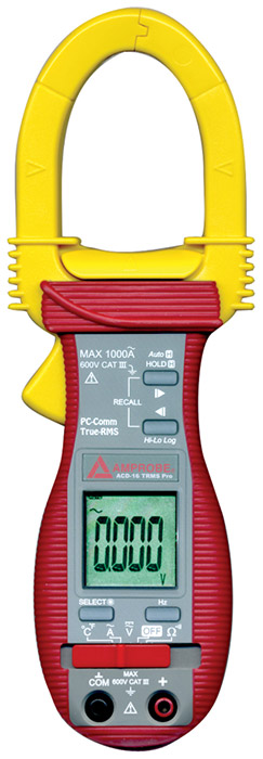 Amprobe ACD-16 TRMS-PRO Clamp-on Multimeter